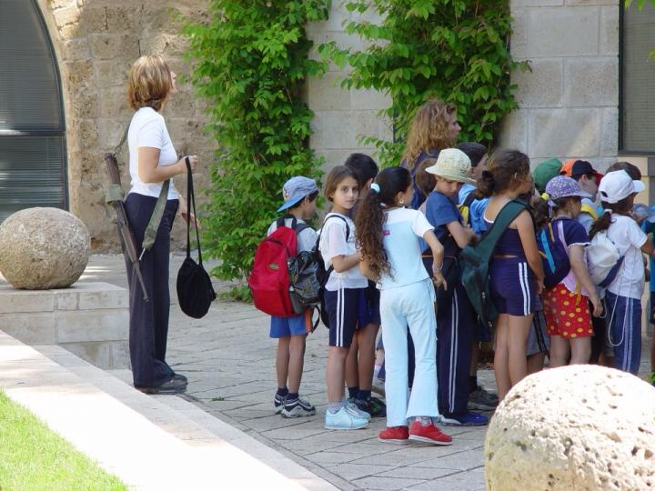 An Israeli School Teacher